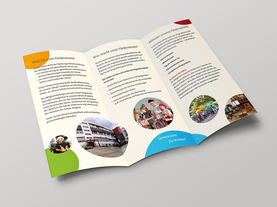 Grafikdesign freunde und f rderer der w a mozart schule for Grafikdesign schule